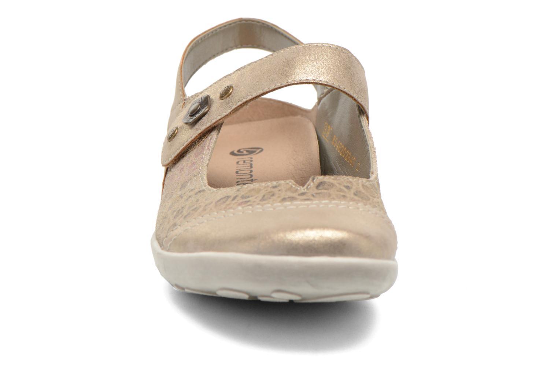 Ballerines Remonte Liv r1738 Multicolore vue portées chaussures