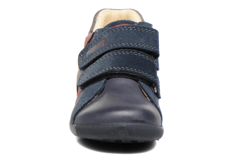 Bottines et boots Primigi Michele Bleu vue portées chaussures