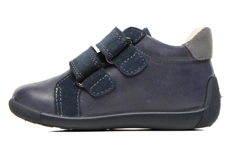 Stiefeletten & Boots Primigi Michele blau ansicht von vorne