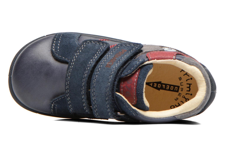 Stiefeletten & Boots Primigi Michele blau ansicht von links