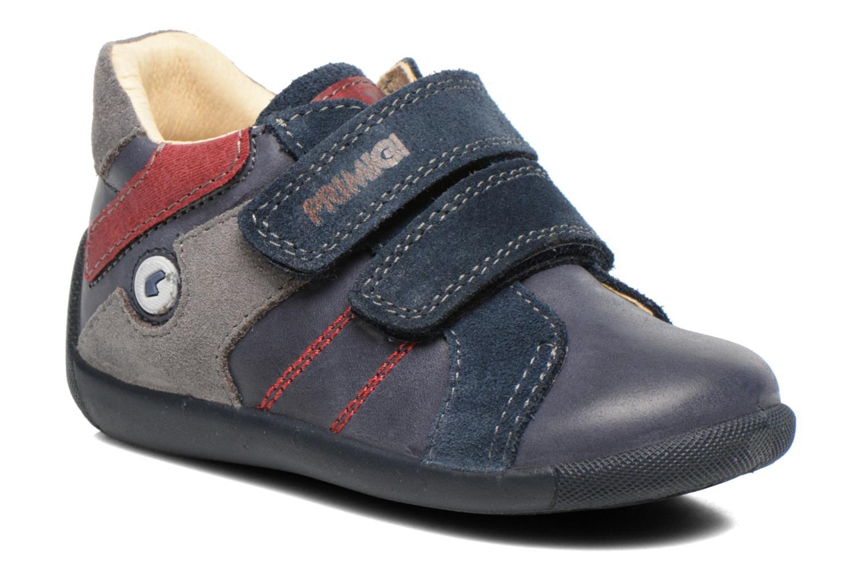 Bottines et boots Primigi Michele Bleu vue détail/paire