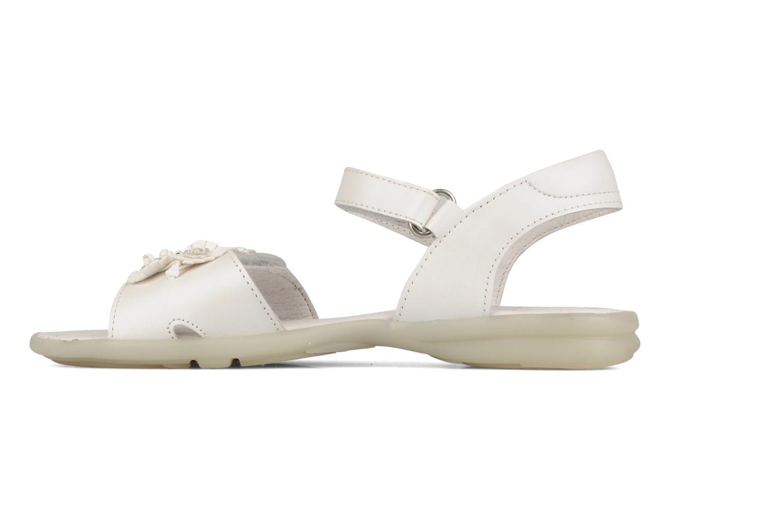 Sandales et nu-pieds Primigi Morgana Blanc vue face