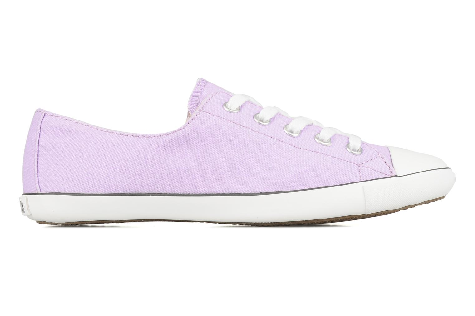 Baskets Converse All Star Light Canvas Ox W Violet vue derrière