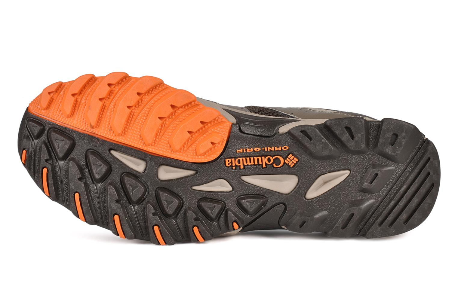 Sport shoes Columbia Switchback 2 low m Grey view from above