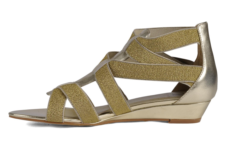 Sandales et nu-pieds Kelsi Dagger Dylana Or et bronze vue face