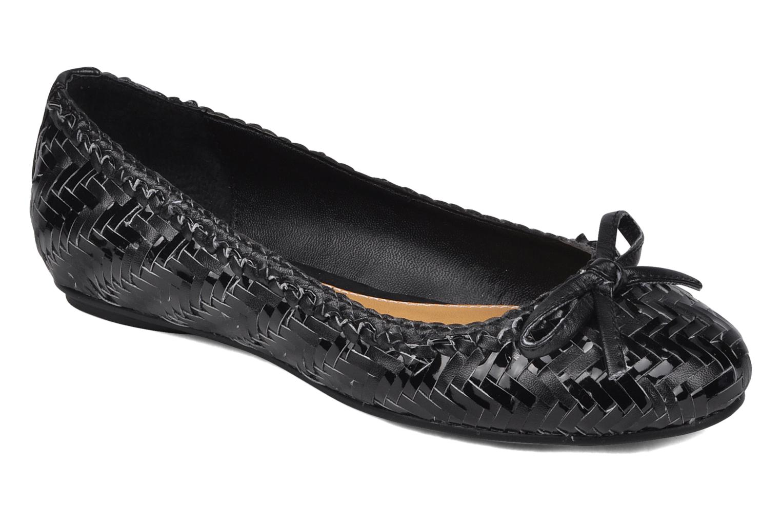 Ballet pumps Kelsi Dagger Vala Black detailed view/ Pair view