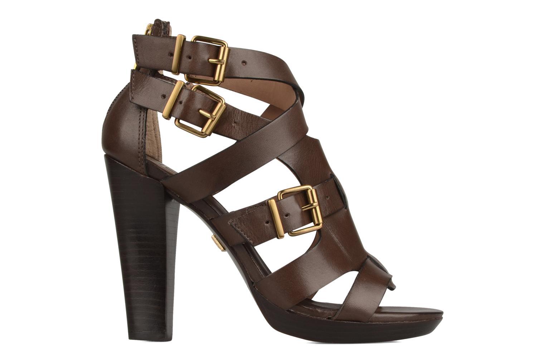 Sandali e scarpe aperte Pour La Victoire Vanna Marrone immagine posteriore