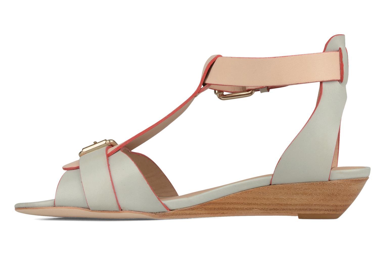 Sandalen Pour La Victoire Mali Wit voorkant