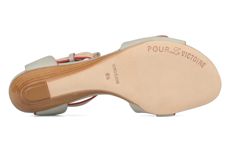 Sandalen Pour La Victoire Mali Wit boven