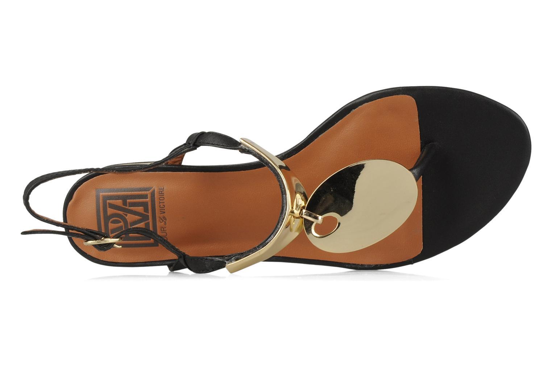 Sandalen Pour La Victoire Arlette Zwart links