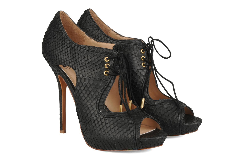 Sandalen Pour La Victoire Rima Zwart 3/4'
