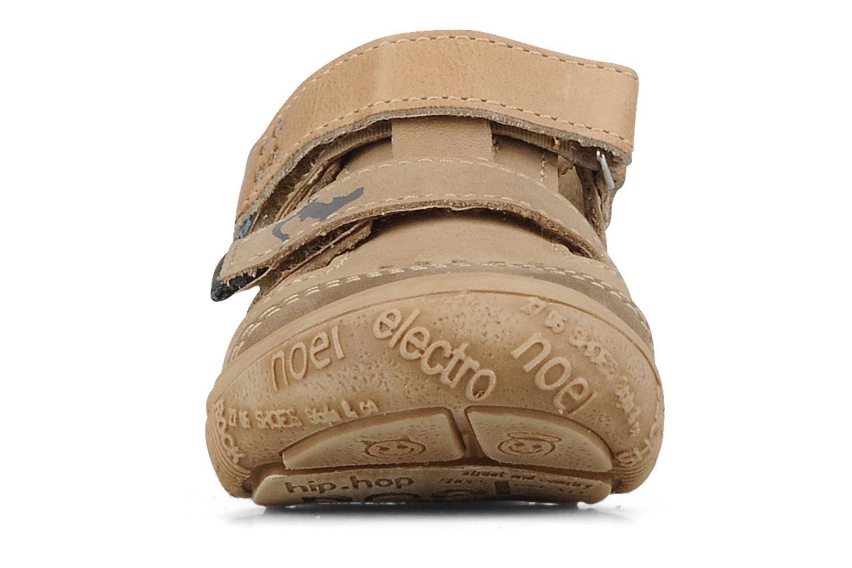 Bottines et boots Noël Mini ring Marron vue portées chaussures