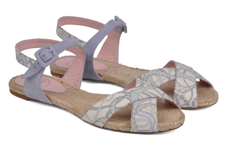 Sandali e scarpe aperte Annabel Winship Hopper Grigio immagine 3/4