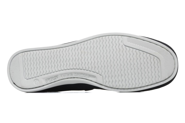 Zapatos con cordones TBS Asfeld Azul vista de arriba