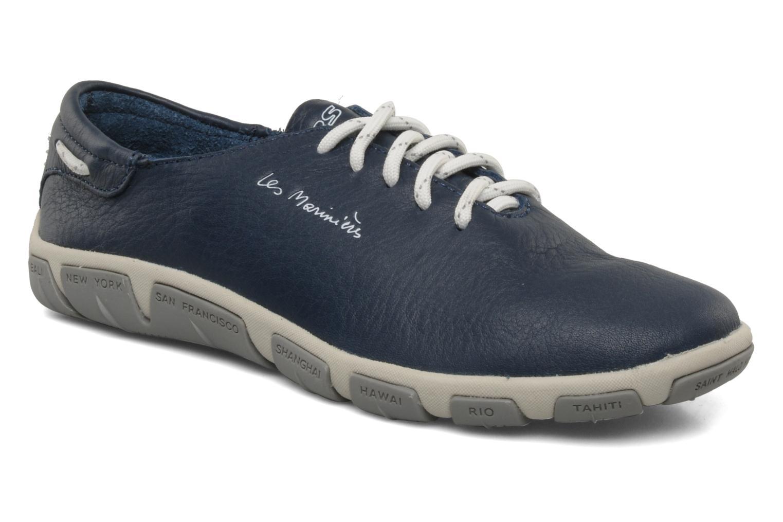 Zapatos promocionales TBS Jazaru (Azul) - Zapatos con cordones   Casual salvaje