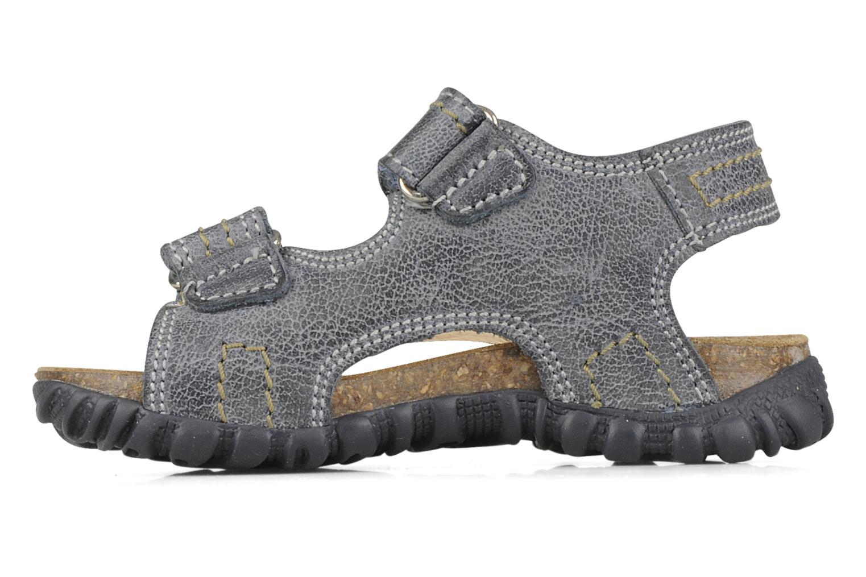 Sandali e scarpe aperte Primigi Marcello Azzurro immagine frontale