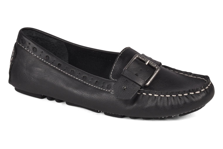 Sheena perf loafer Black