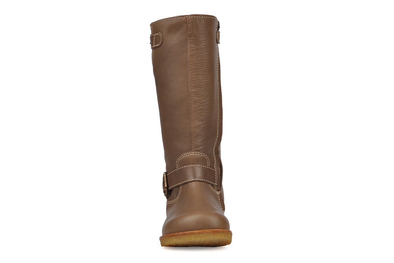 Boots & wellies Bisgaard 80572 Brown model view