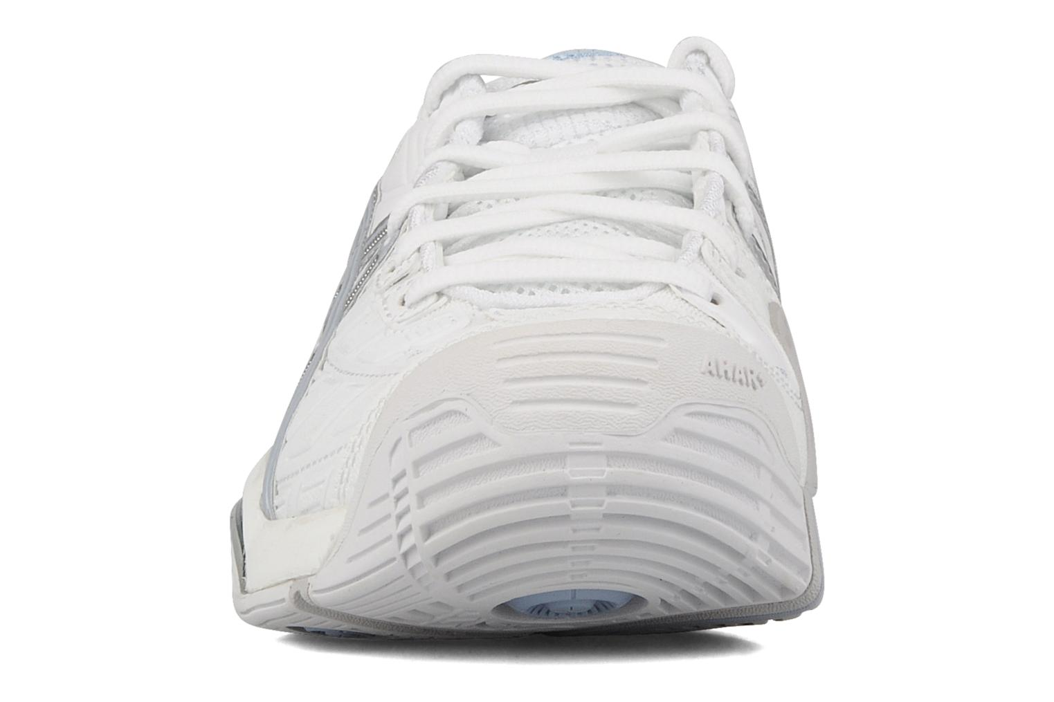 Sport shoes Asics Lady gel challenger 8 White model view