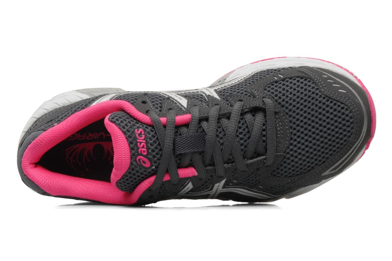 Chaussures de sport Asics Lady gel virage 6 Gris vue gauche