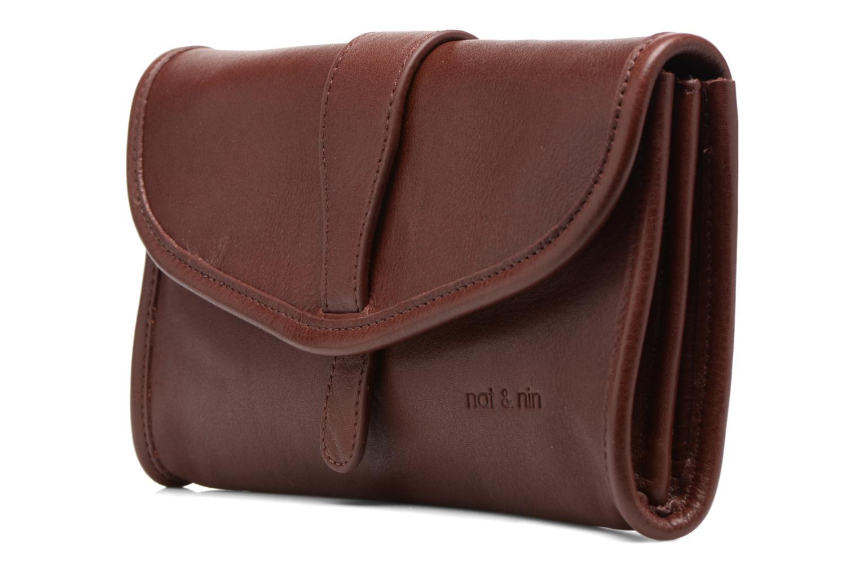 Wallets & cases Nat & Nin Patty Purple model view