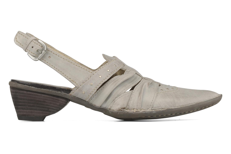 Sandales et nu-pieds Khrio Siane Gris vue derrière