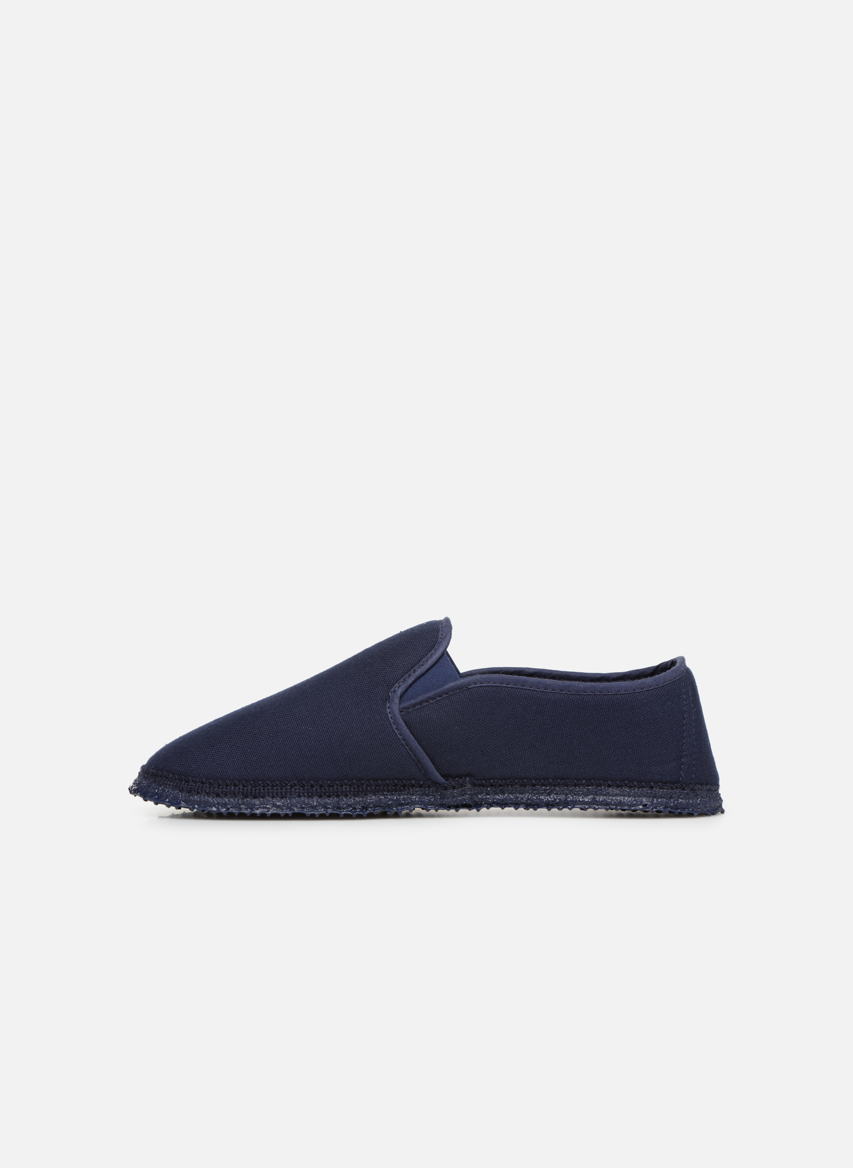 Slippers Giesswein Berlin Blue front view
