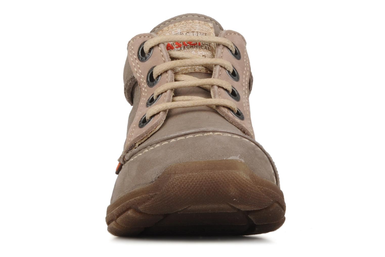 Bottines et boots Aster Tilo Beige vue portées chaussures