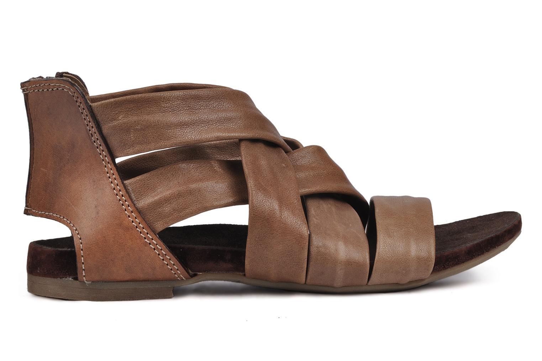 Sandali e scarpe aperte Manas Lazos Grigio immagine posteriore