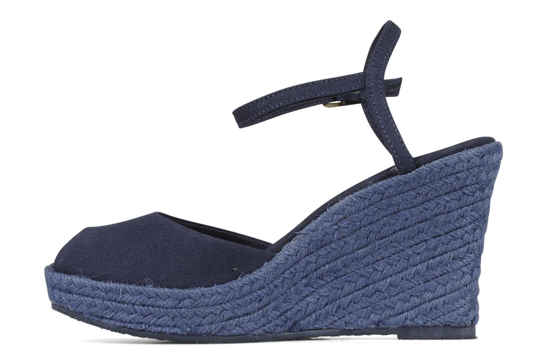 Sandales et nu-pieds U.S Polo Assn. Alena 4103s1 Bleu vue face