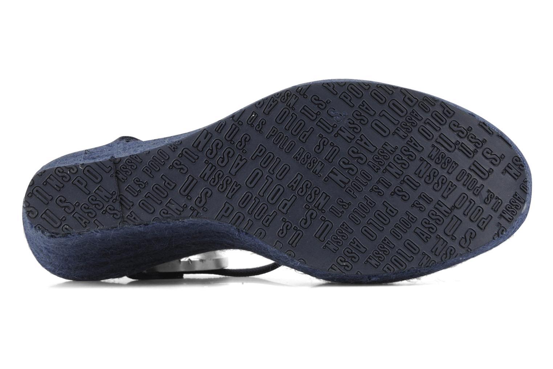 Sandales et nu-pieds U.S Polo Assn. Alena 4103s1 Bleu vue haut
