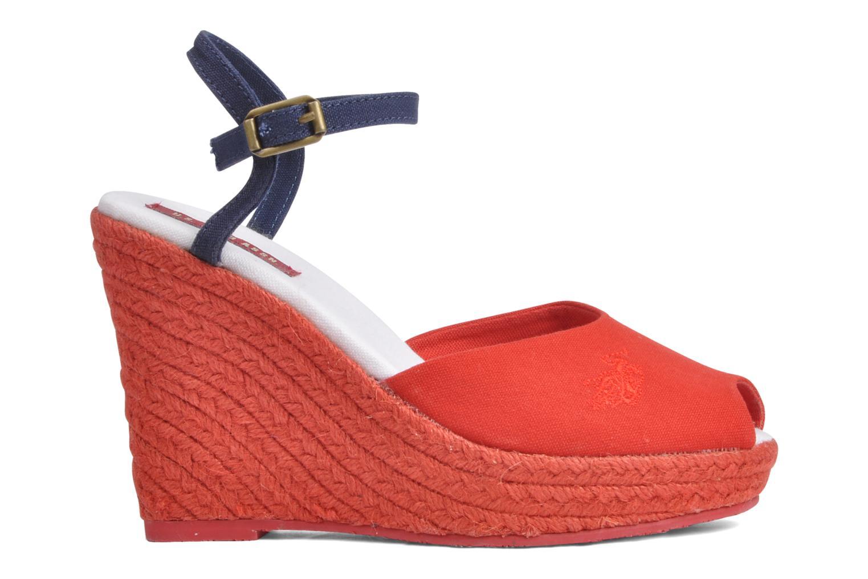 Sandales et nu-pieds U.S Polo Assn. Alena 4103s1 Rouge vue derrière