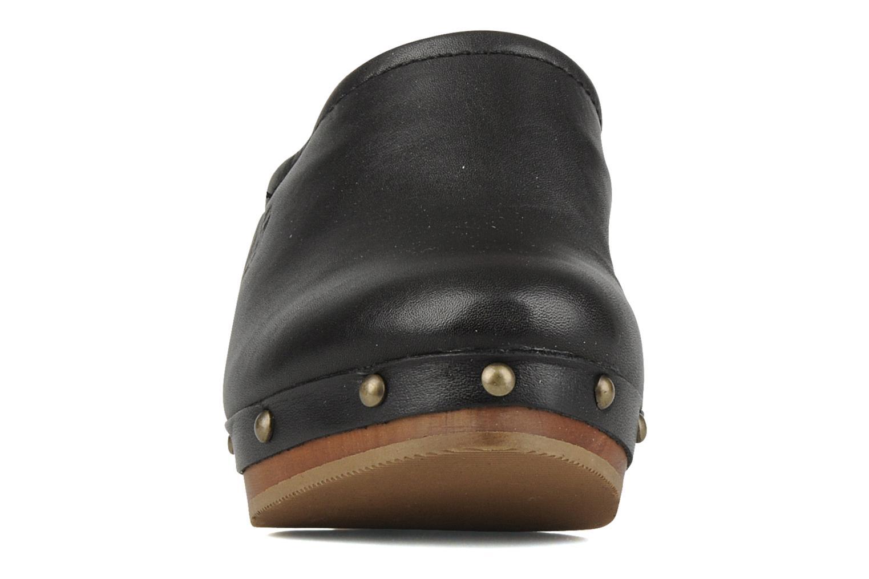Zoccoli U.S Polo Assn. Gaia 4233s1 Nero modello indossato