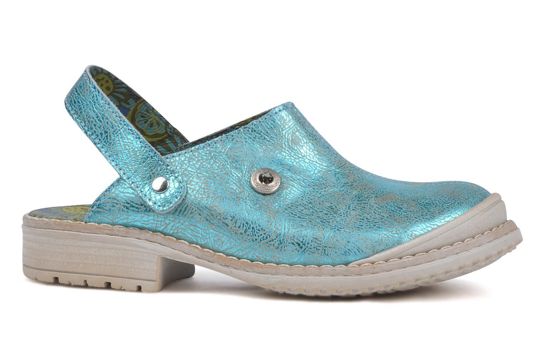 Sandales et nu-pieds Catimini Claire Bleu vue derrière