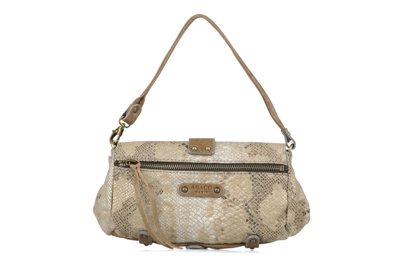 Handtaschen Abaco Beauty beige ansicht von vorne