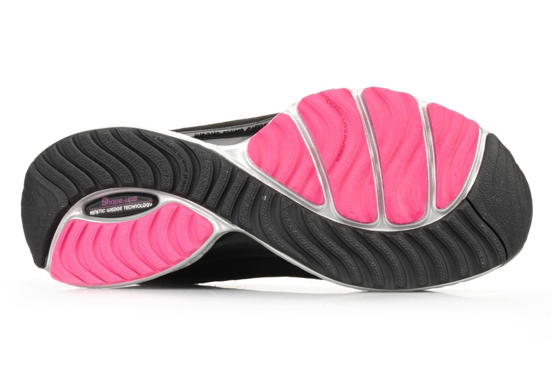 Scarpe sportive Shape-Ups Resistor Nero immagine dall'alto