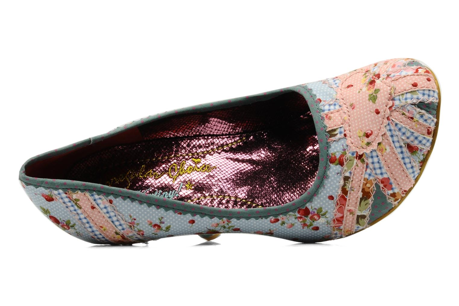 Décolleté Irregular choice Patty Multicolore immagine sinistra