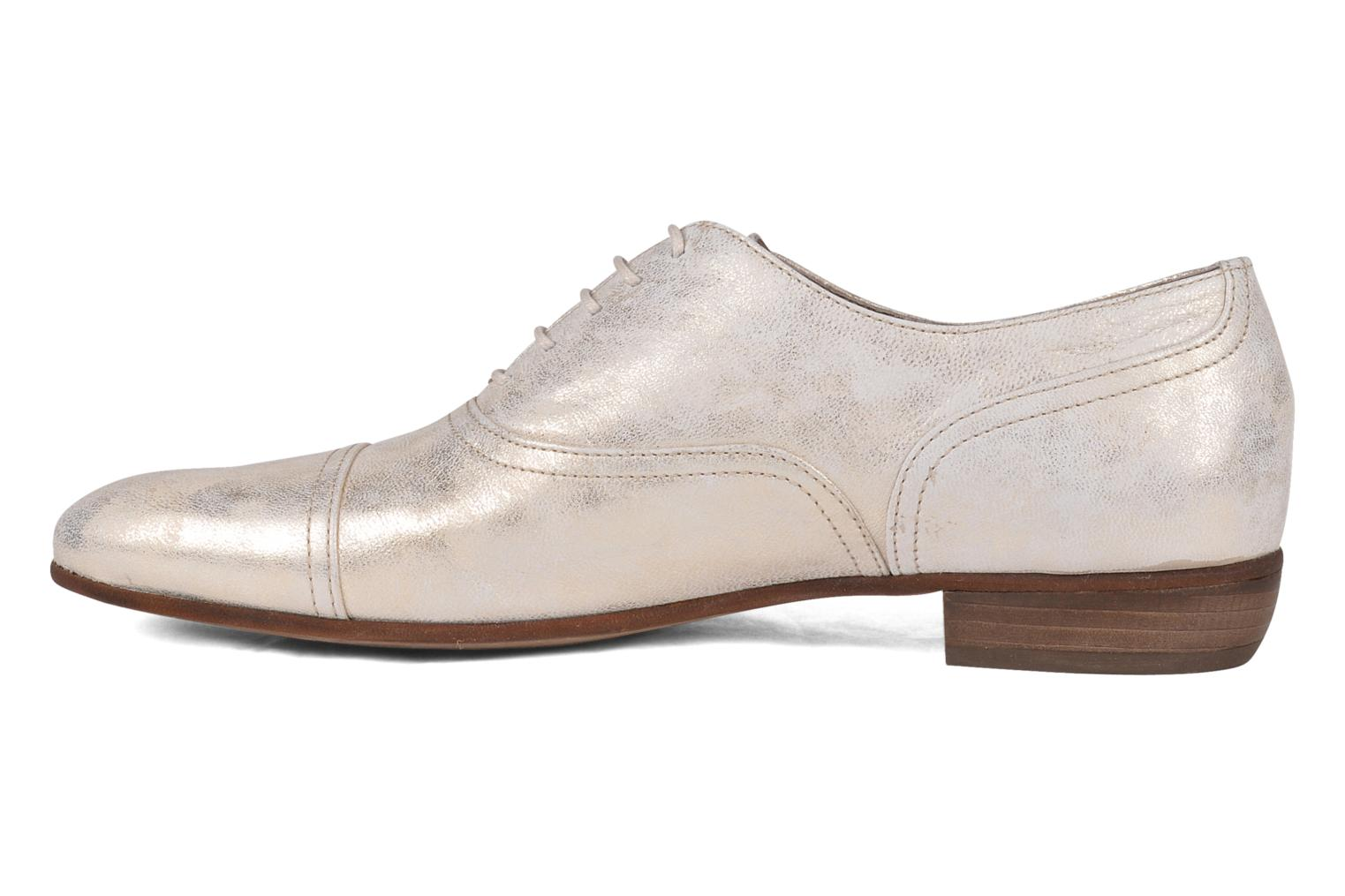 Lace-up shoes Muratti Hvar Beige front view