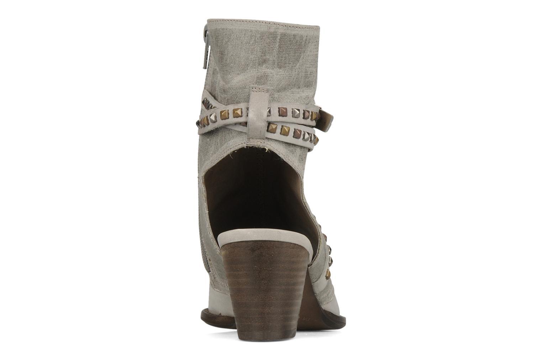 Sandales et nu-pieds Muratti Bergen Gris vue droite