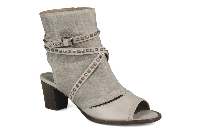 Sandales et nu-pieds Muratti Bergen Gris vue détail/paire
