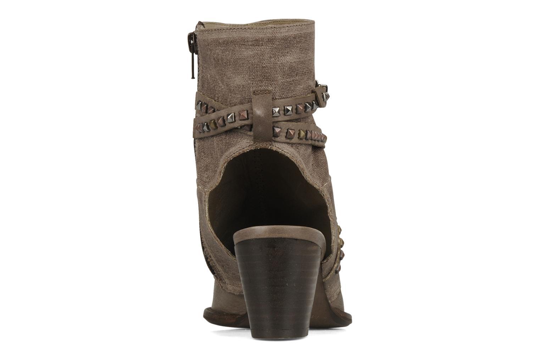 Sandales et nu-pieds Muratti Bergen Marron vue droite