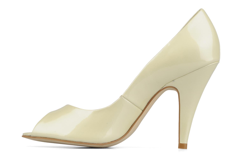 High heels Studio TMLS Louanne Beige front view