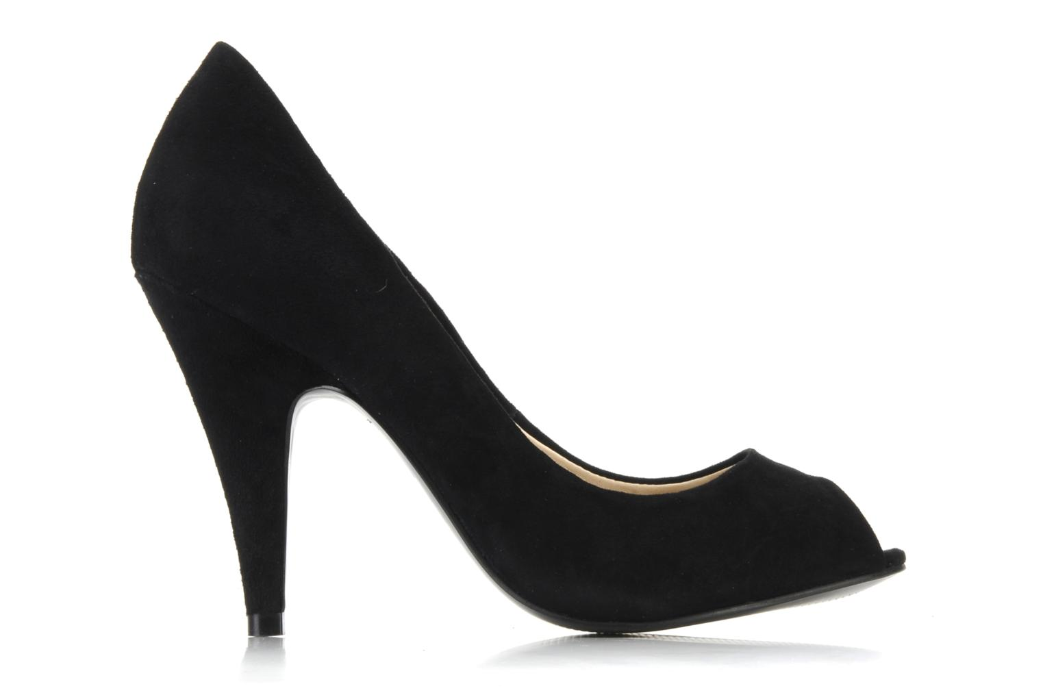 Louanne Black Suede