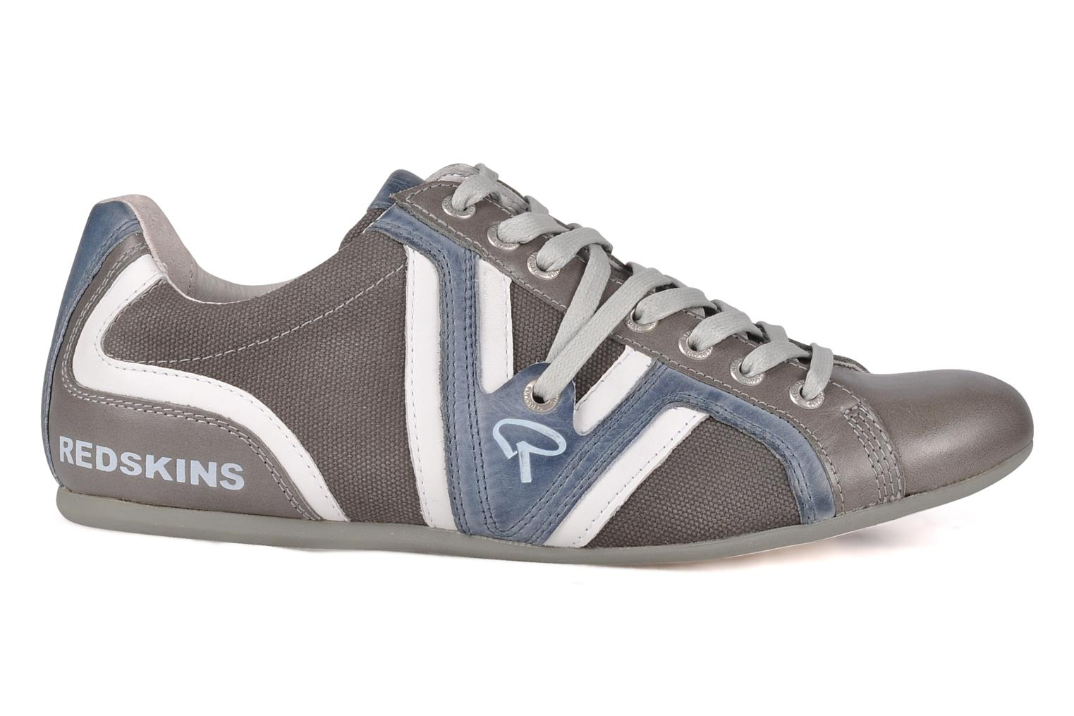 Trainers Redskins Truani Grey back view