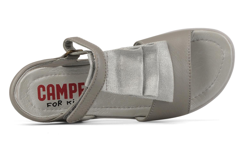 Sandali e scarpe aperte Camper Piruete 80240 Grigio immagine sinistra