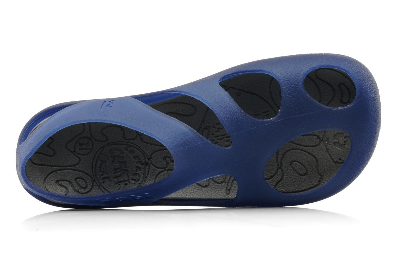 Sportschoenen Camper Wabi 80057 Blauw links