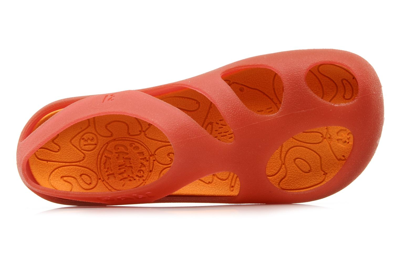 Wabi 80057 Futon Flame-Plantilla Orange