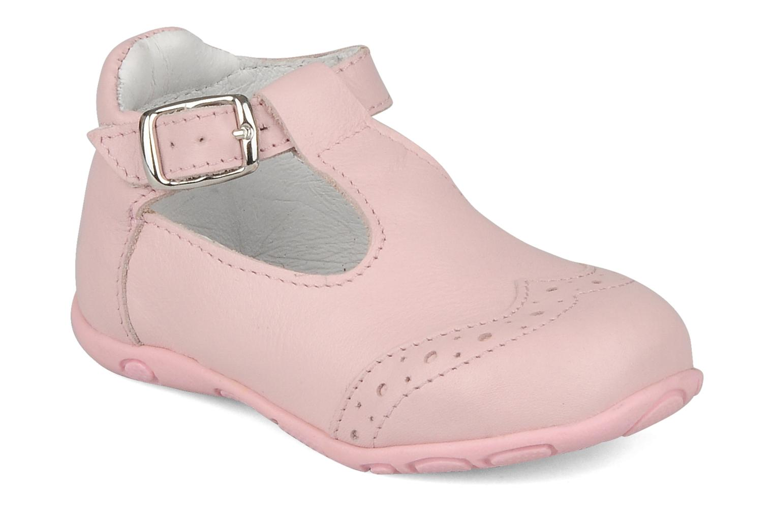 Ankle boots GBB Lea Pink detailed view/ Pair view