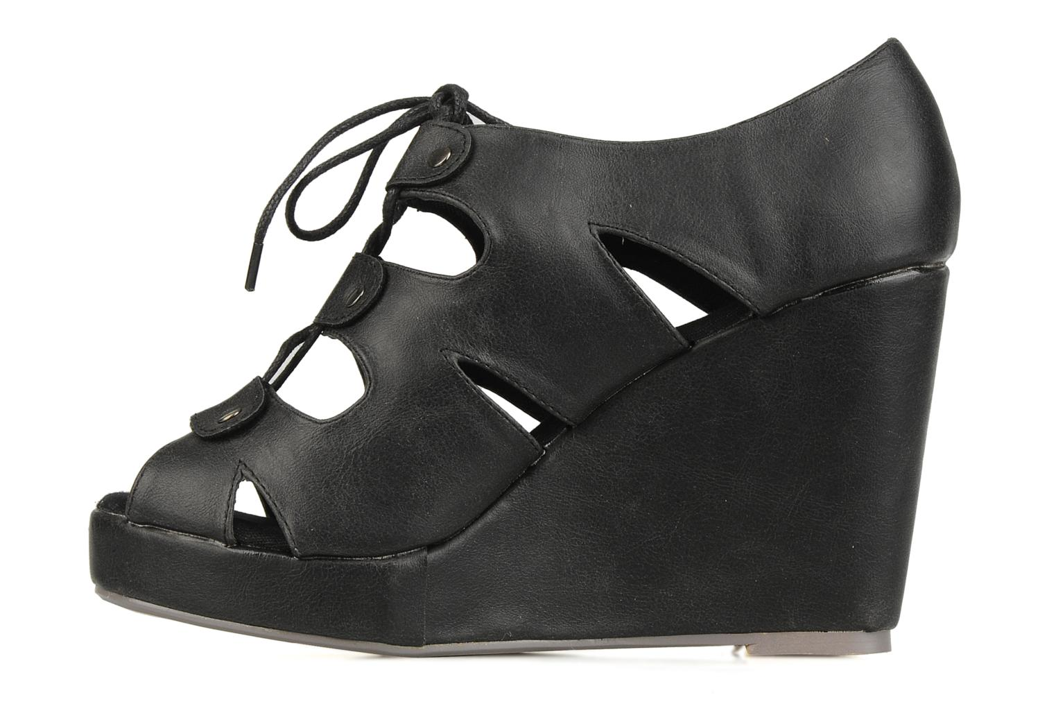 Sandals Friis & company Vinifred Black front view