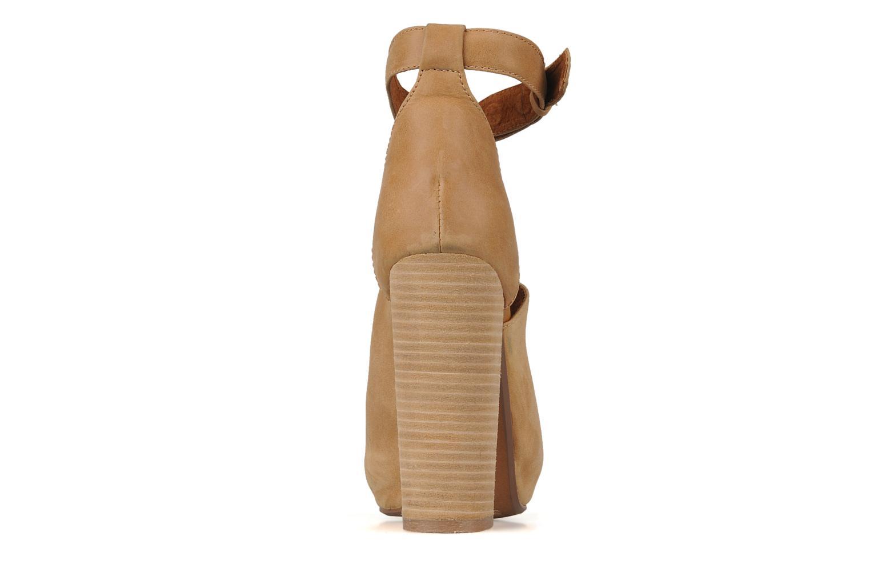 Sandali e scarpe aperte Friis & company Valerie Beige immagine destra